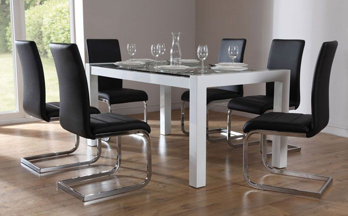Venice And Perth Dining Table Chairs Furniturechoiceco