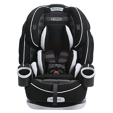 Graco® 4Ever™ All-in-1 Convertible Car Seat in Rockweave ...