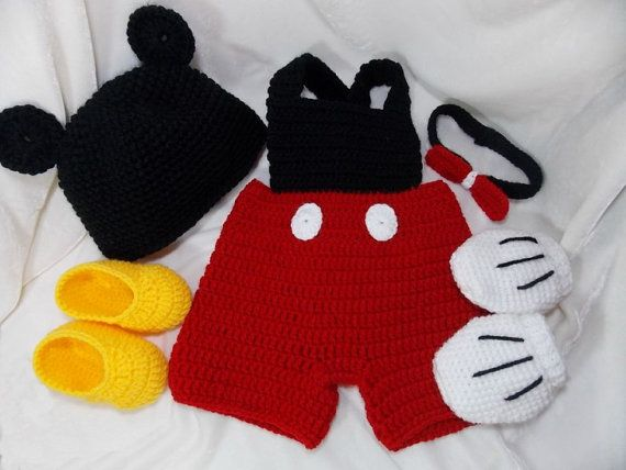 Mickey Mouse set ,overalls Mickey Mouse,baby clothing,newborn ...