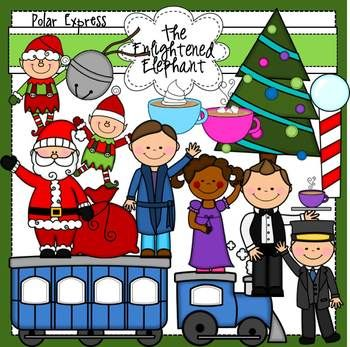 13++ Polar express clipart images information