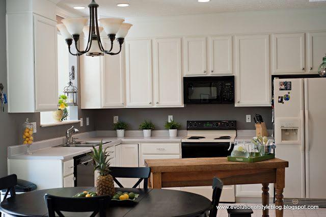 Oak Kitchen Painting Cabinets, Benjamin Moore Advance Kitchen Cabinets