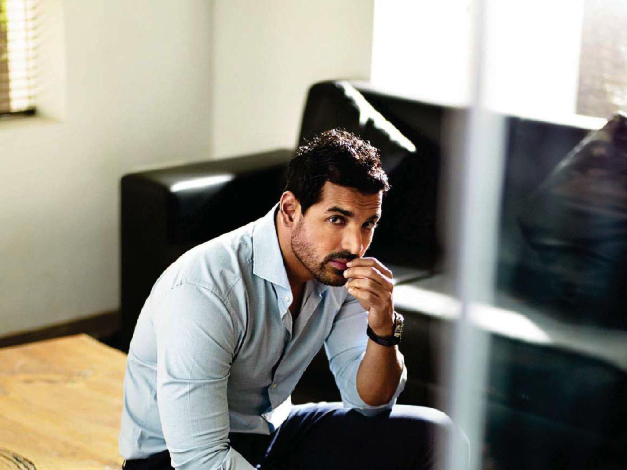 John Abraham Bollywood Hunk