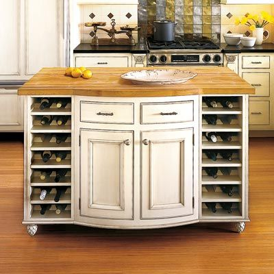 Kitchen Islands With Wine Racks All About Kitchen Cabinets  Custom Wall Wine Rack And Wine