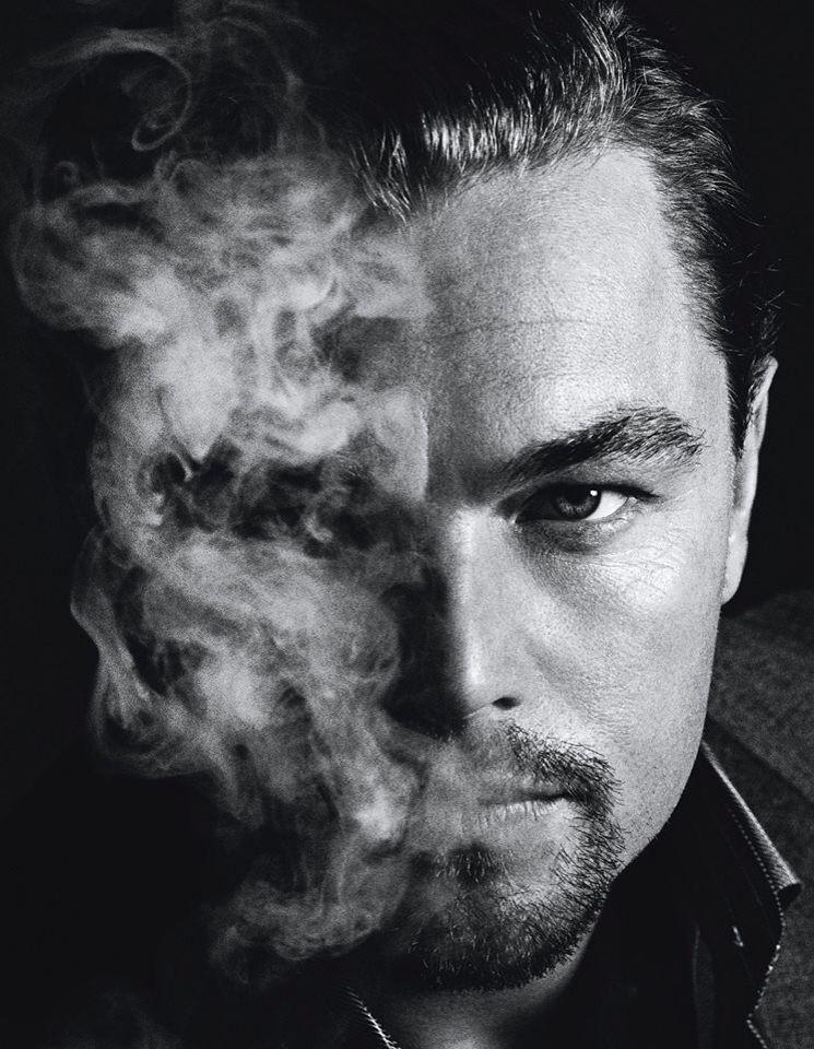 Leo Di Caprio - W Magazine. 2012