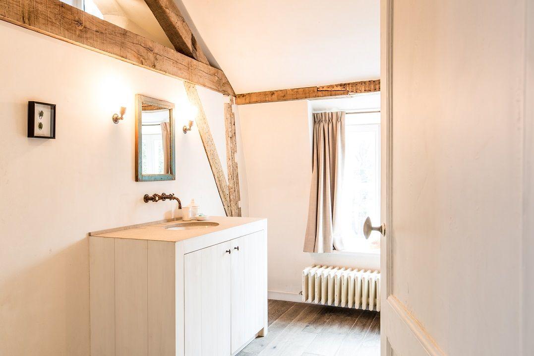 Strak Landelijke Badkamer : Strak landelijke badkamer met oriëntaalse toets landelijke