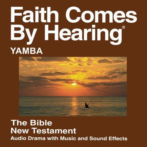 Yamba du Nouveau Testament (Dramatis) - Yamba Bible - Listing price: $14.98 Now: $0.00 + Free Shipping