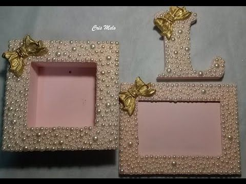Caixa Personalizada | Tampa Rendada - Ana Marquiori - YouTube ...