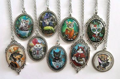 6e56c5e3a936b7 Necklace of Your Choice! · AngelSVisionS - KittyWorks · Online Store Powered  by Storenvy