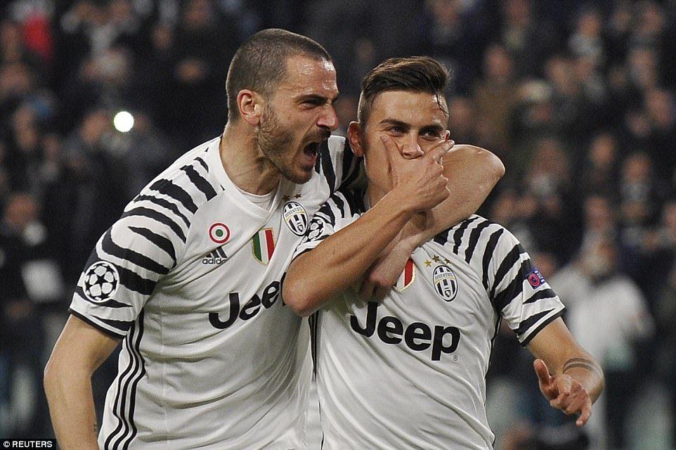Match report Juventus 10 Porto (30 aggregate