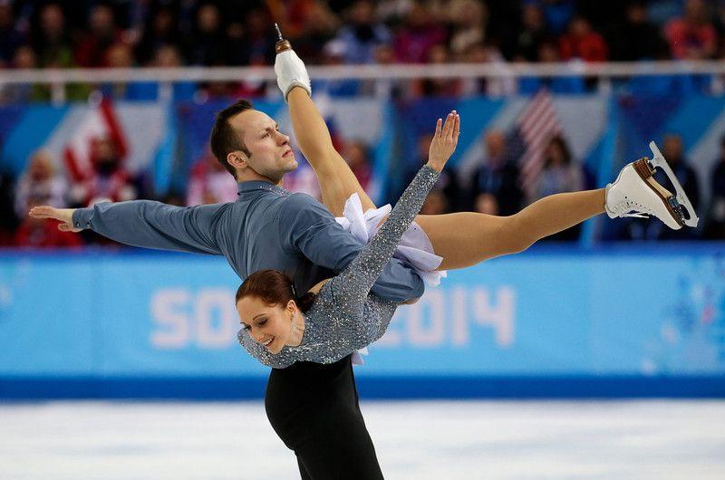 9014208568 PHOTOS  Sochi 2014 Winter Olympics - Short Program Figure Skating