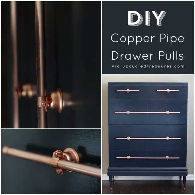 Pin On Diy How To Make Drawer Pulls