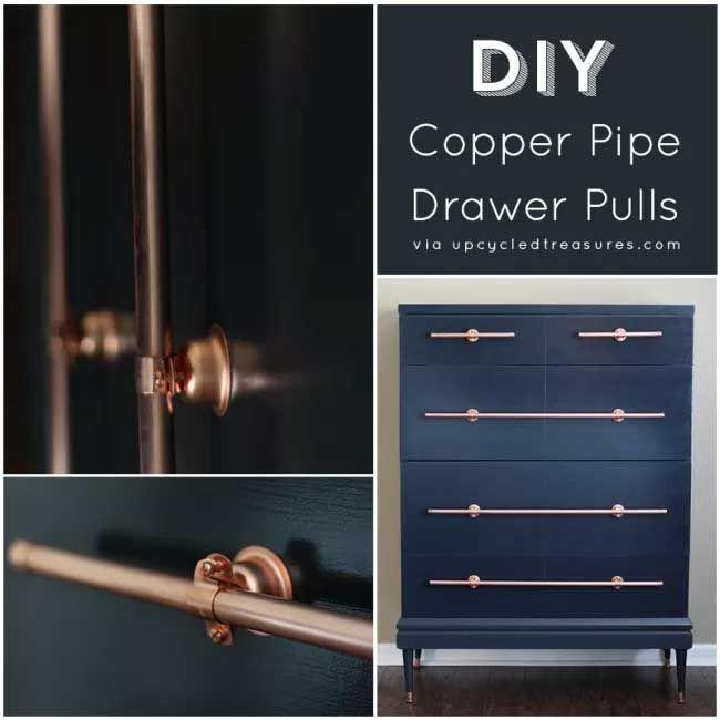 Pin On Diy How To Make Drawer Pulls