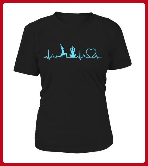 YOGA IN MY HEART - Valentinstag shirts (*Partner-Link ...