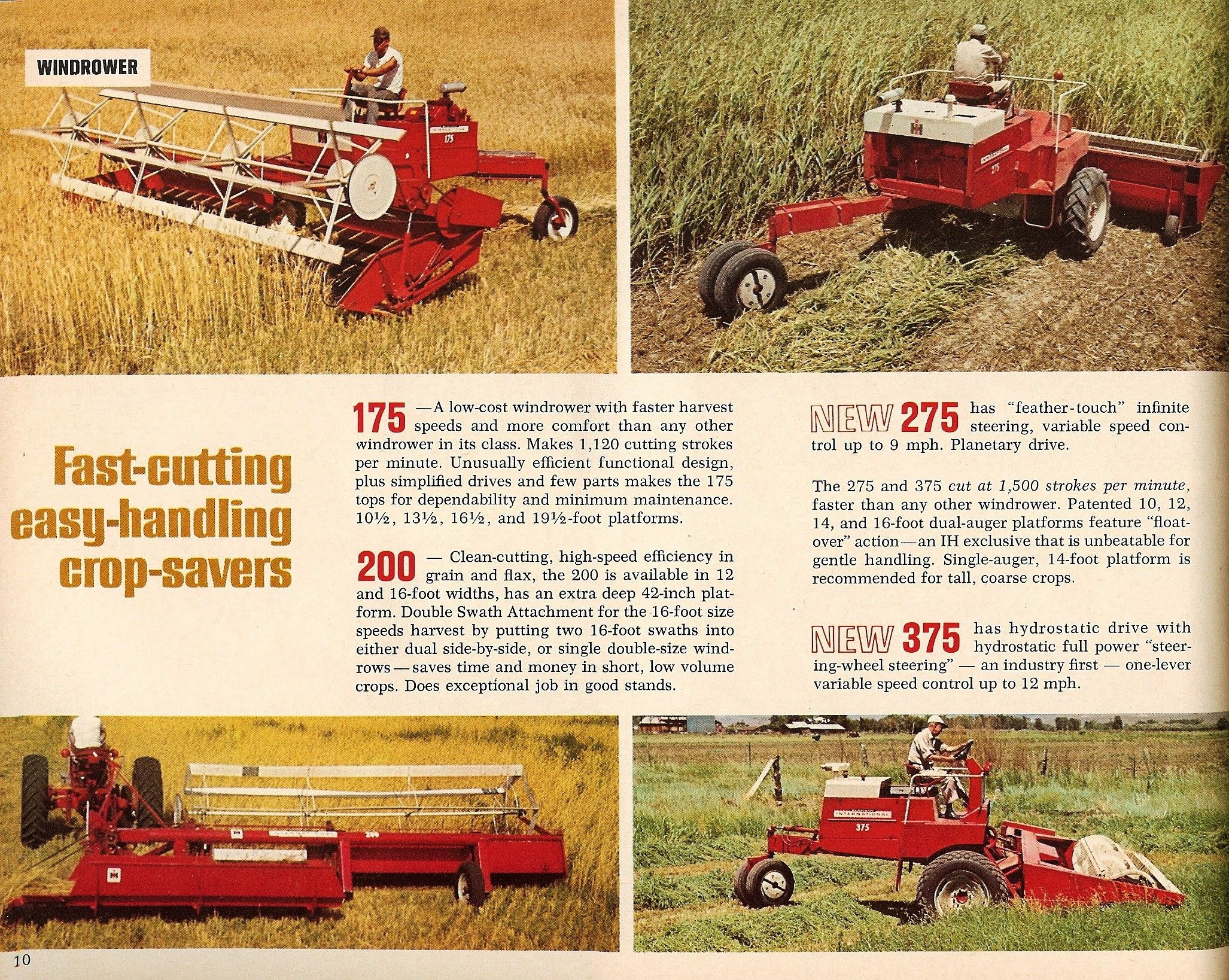 1967 Summer Fall Buyer S Guide Farmall Tractors Farm Machinery