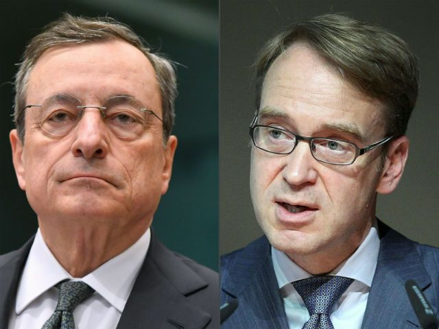 German central bank chief slams ECB for 'unnecessary