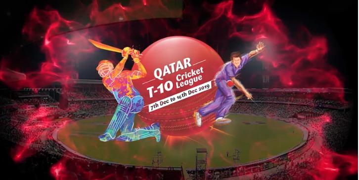 QT10 Qatar T10 League 2019 Live Streaming TV Channels