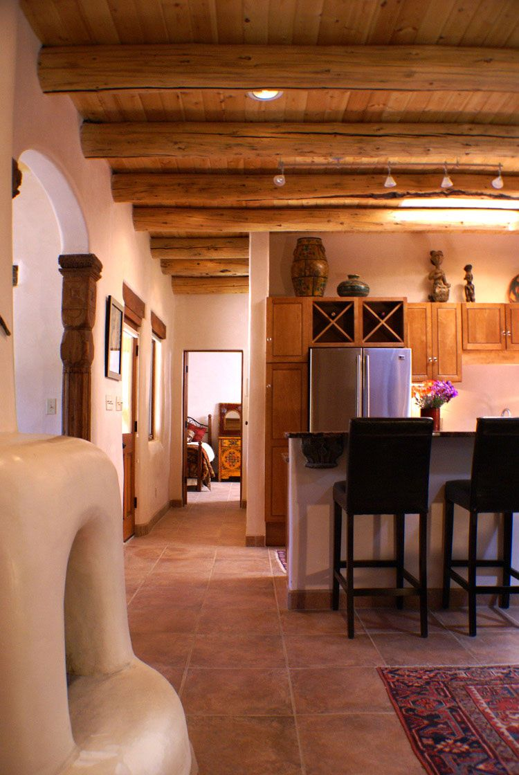 Pin By Noel Dandes On Taos Santa Fe New Mexico Et Al New Mexico Homes Adobe House Southwestern Home #santa #fe #living #room
