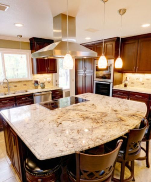 Traditional Kitchen in Pensacola, Florida. Traditional ...