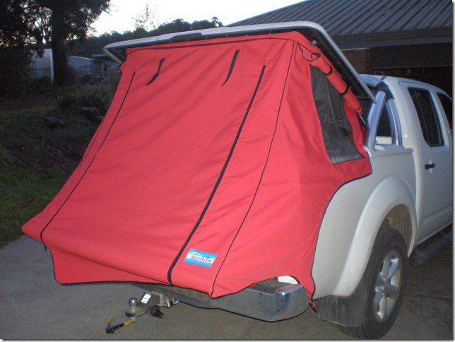 Ute Tents Australia & Ute Swags Australia