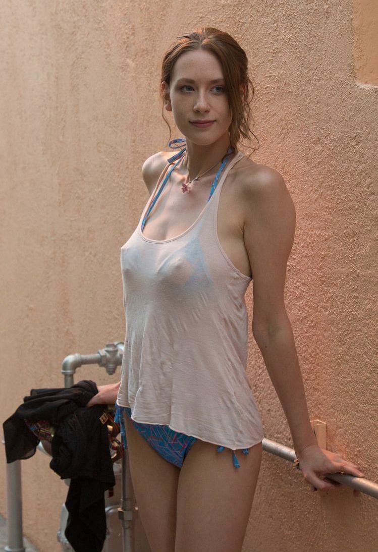 anya amsel nude