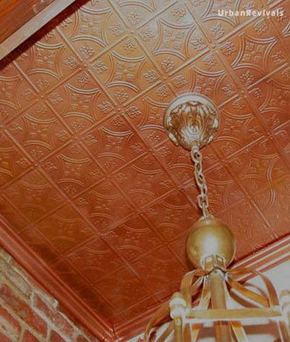 Exceptional Copper Armstrong Ceiling Tile