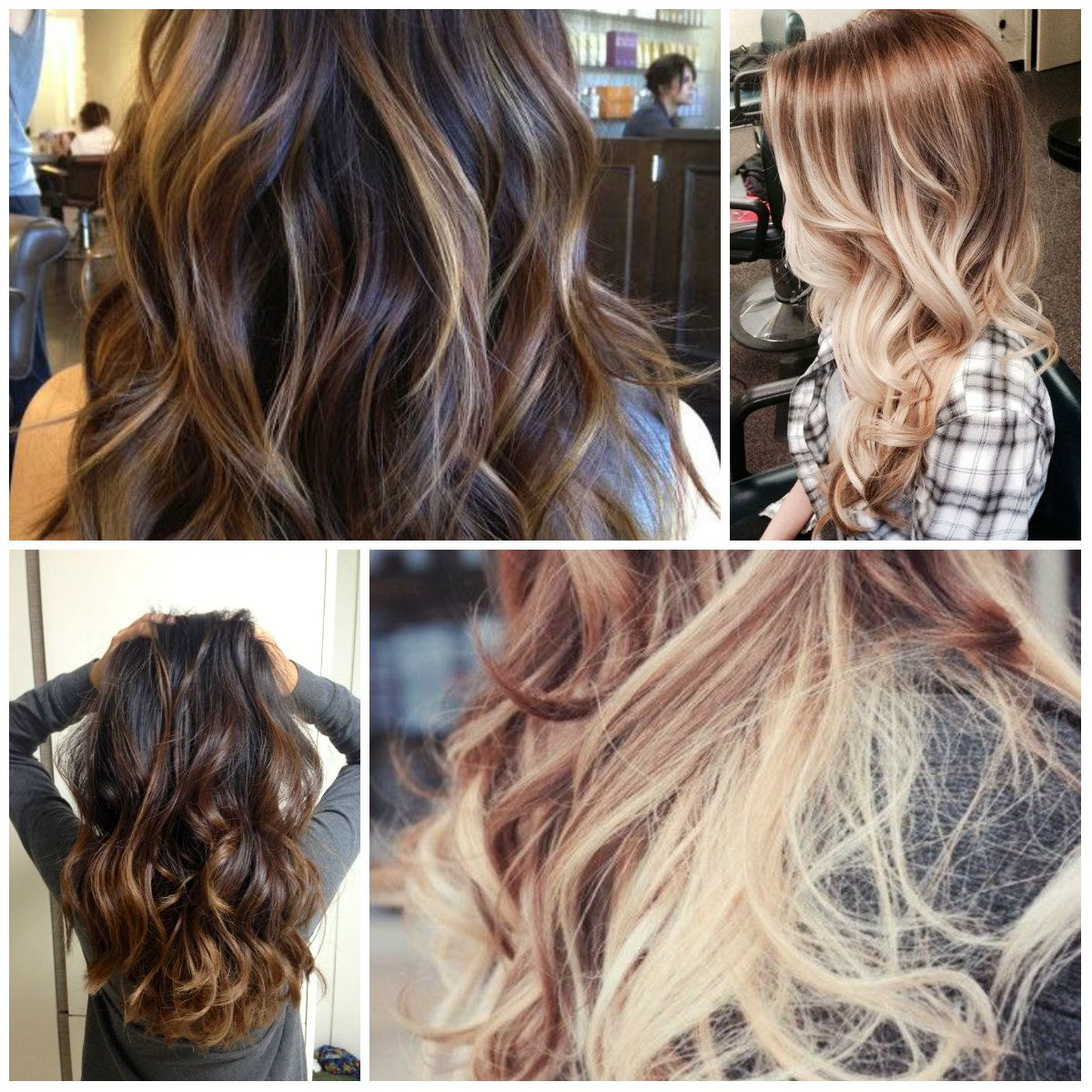 2017 Ombre Hair Ideas To Try At Home Best Hair Color Trends 2017 Top Hair Color Ideas For You