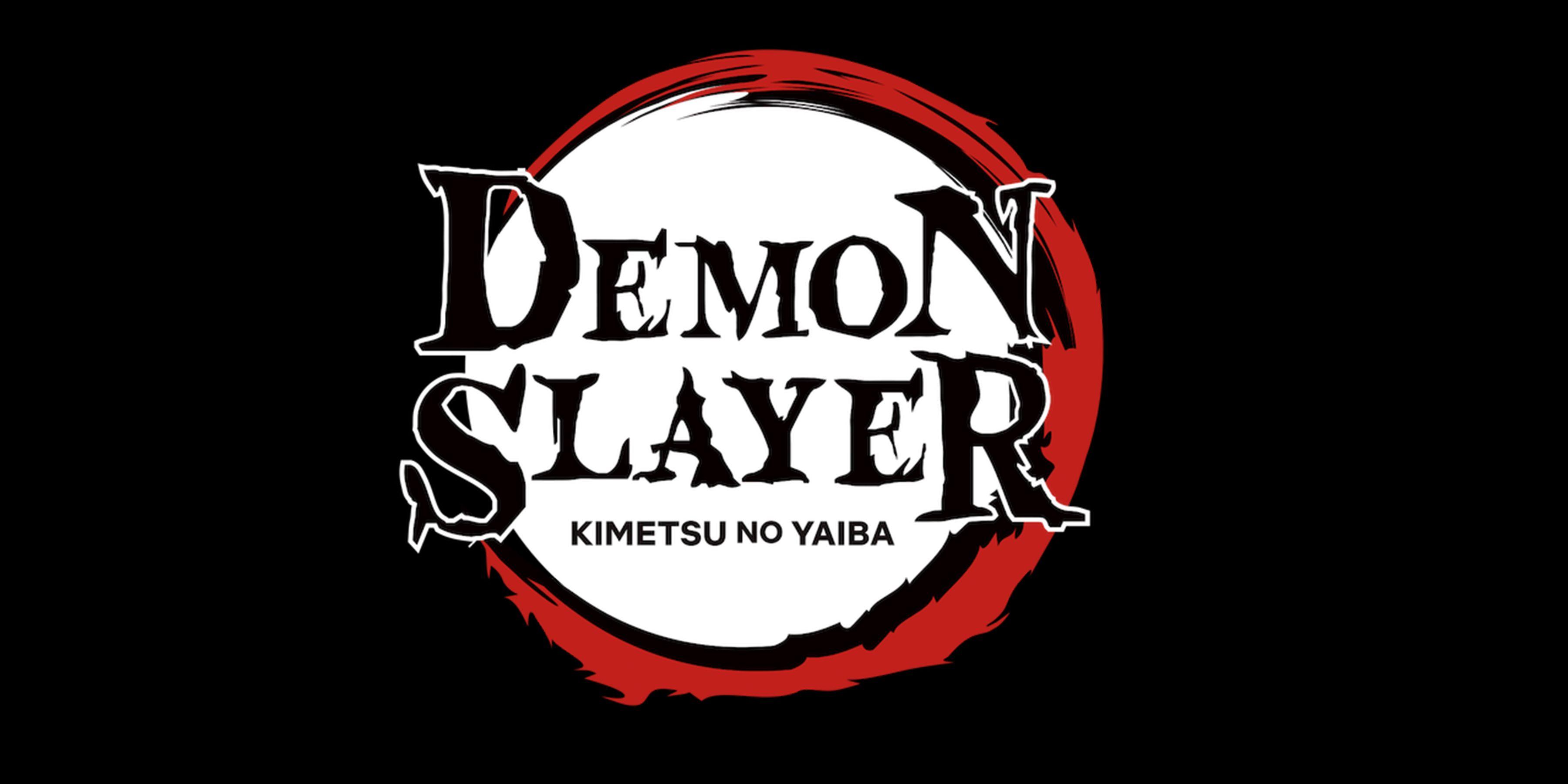 Kimetsu No Yaiba Logo Face Mask Slayer Face