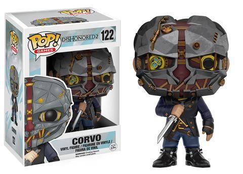 Pop! Games: Dishonored 2 - Corvo