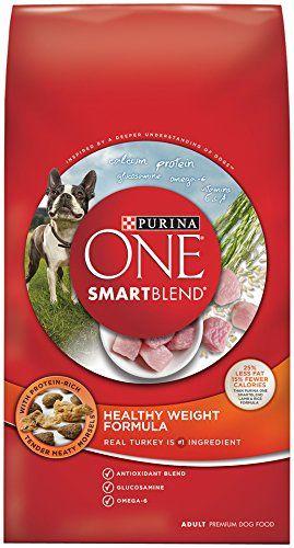 Purina One Smartblend Healthy Weight Formula Dry Dog Food Pet