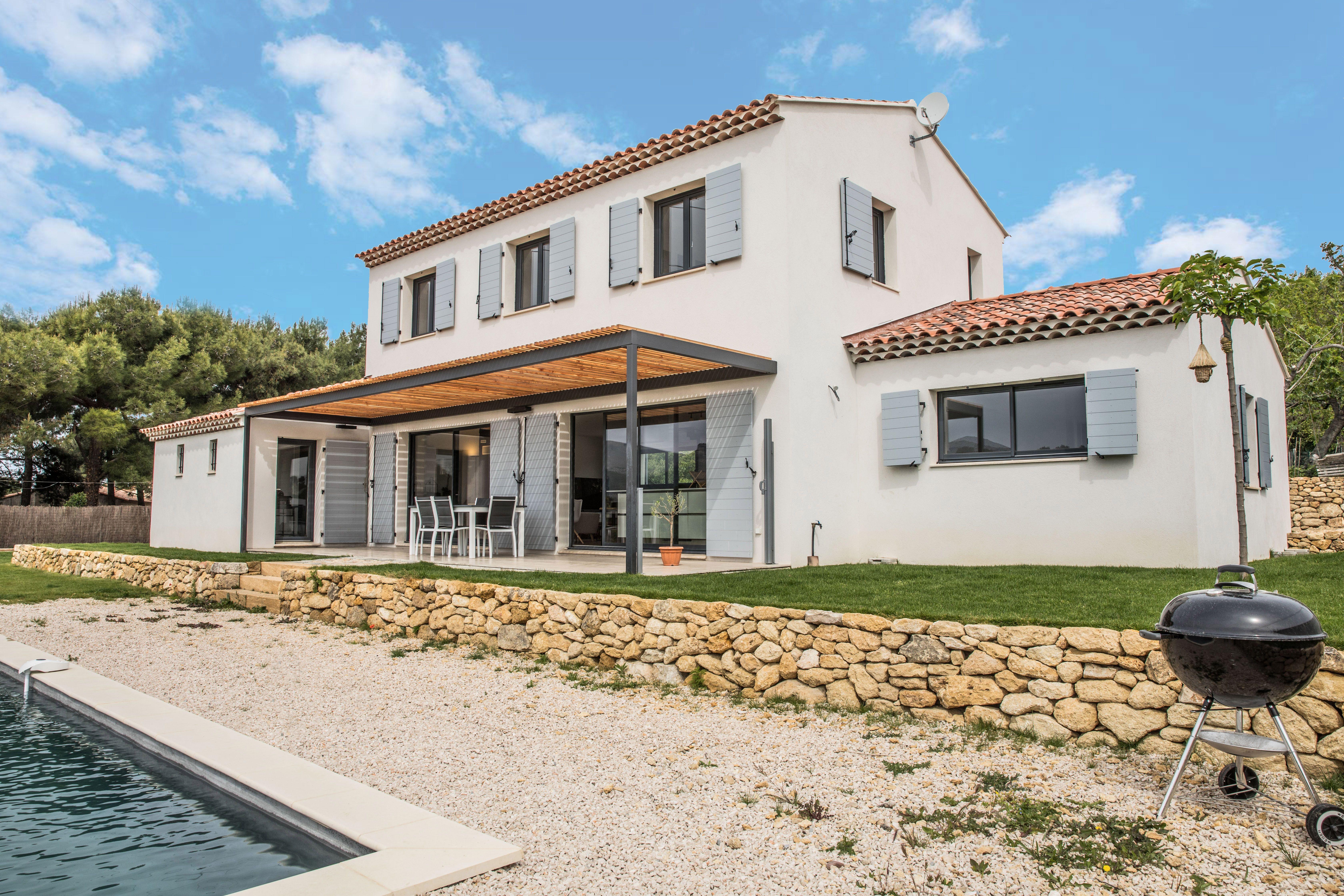 Constructeur De Maison Marseille Épinglé sur plans maison longues