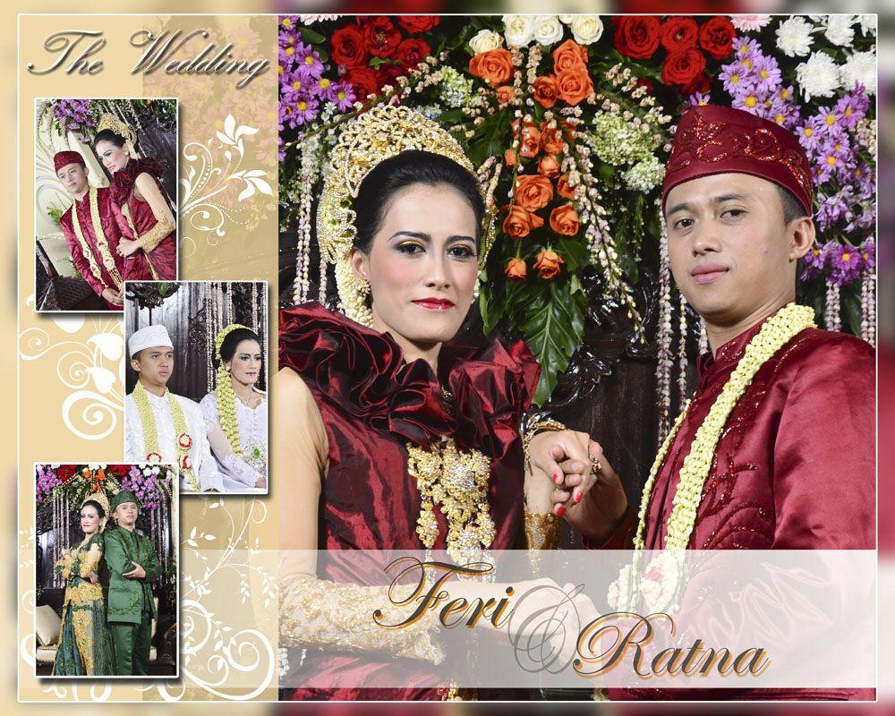 THE WEDDINGS FERRY & RATNA Wedding photoshoot, Wedding