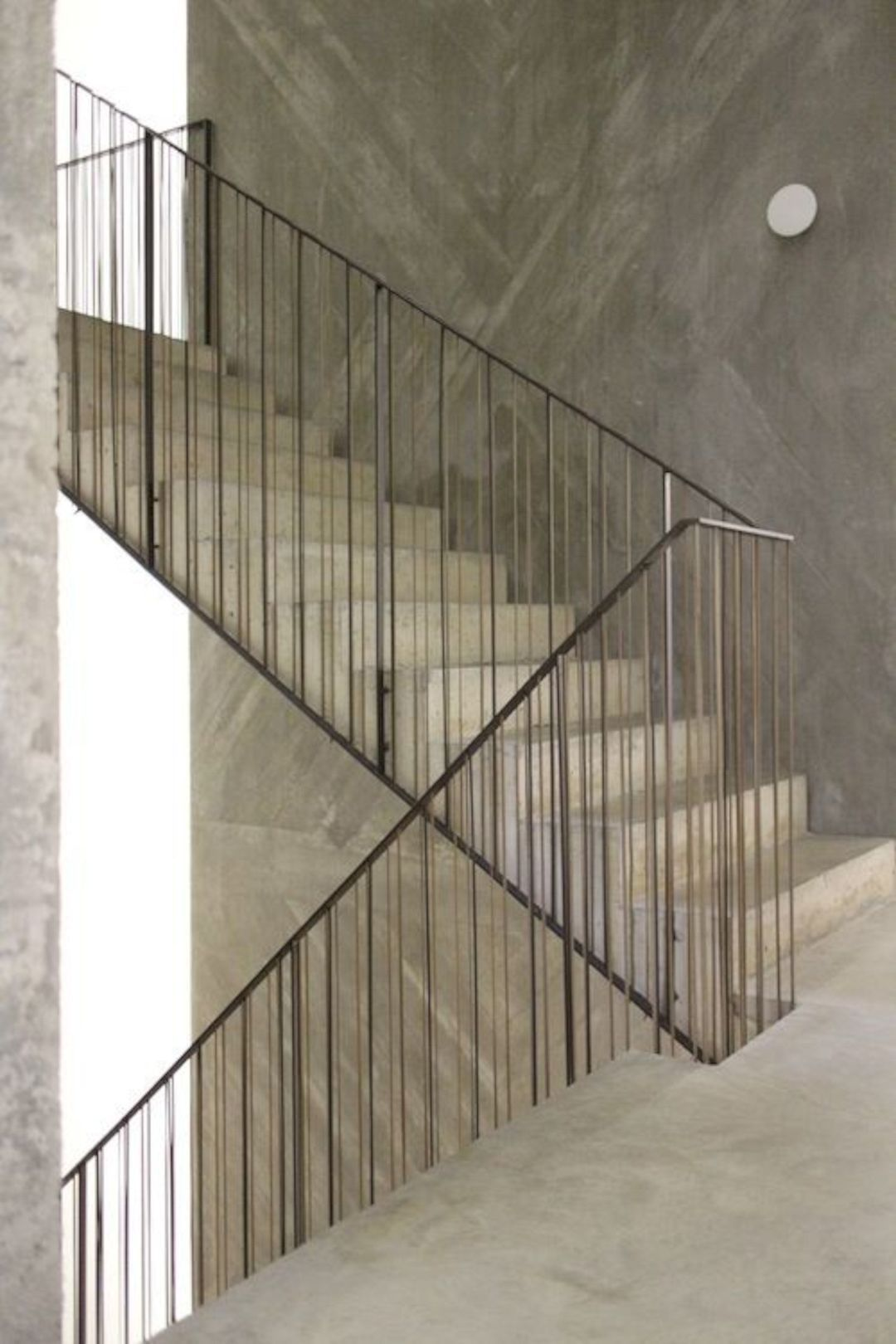 16 Super Cool Concrete Staircase Ideas   Concrete ...