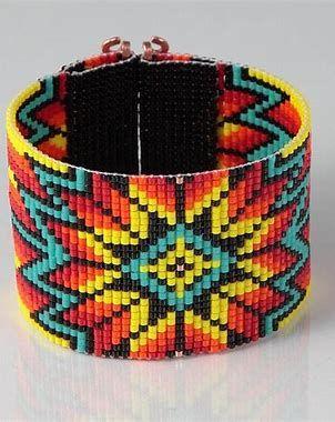 Free Native American Beadwork Patterns - Bing images #nativeamericanbeadworkpatters