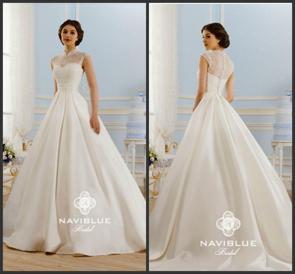 Wedding Gown Necklines | Wedding Ideas