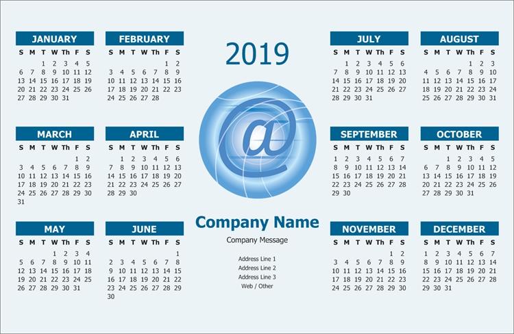 Poster Calendar Technology Posters Vistaprint