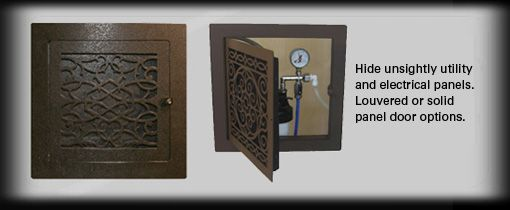 Awesome Decorative Electrical Panel Covers Metal Decor Cover Electrical Panel Paneling