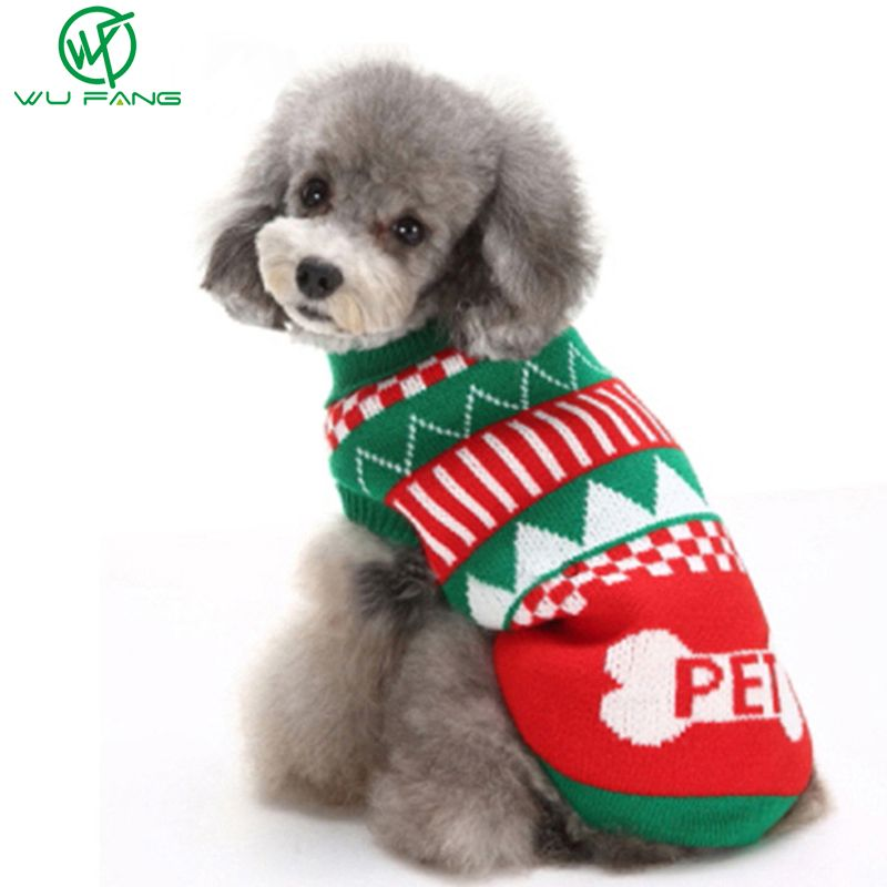 dog - Large Dog Christmas Sweaters