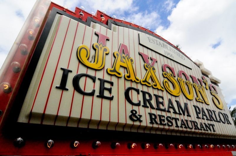 Jaxson S Ice Cream Parlor Restaurant Behind The Scenes New