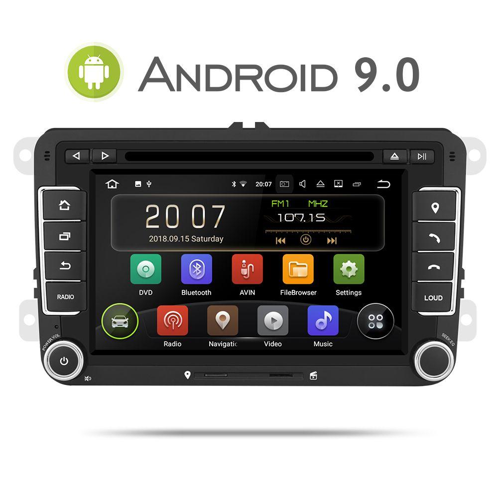 Aumume Android 9 0 Vw Autoradio Autoradio Radios Autos