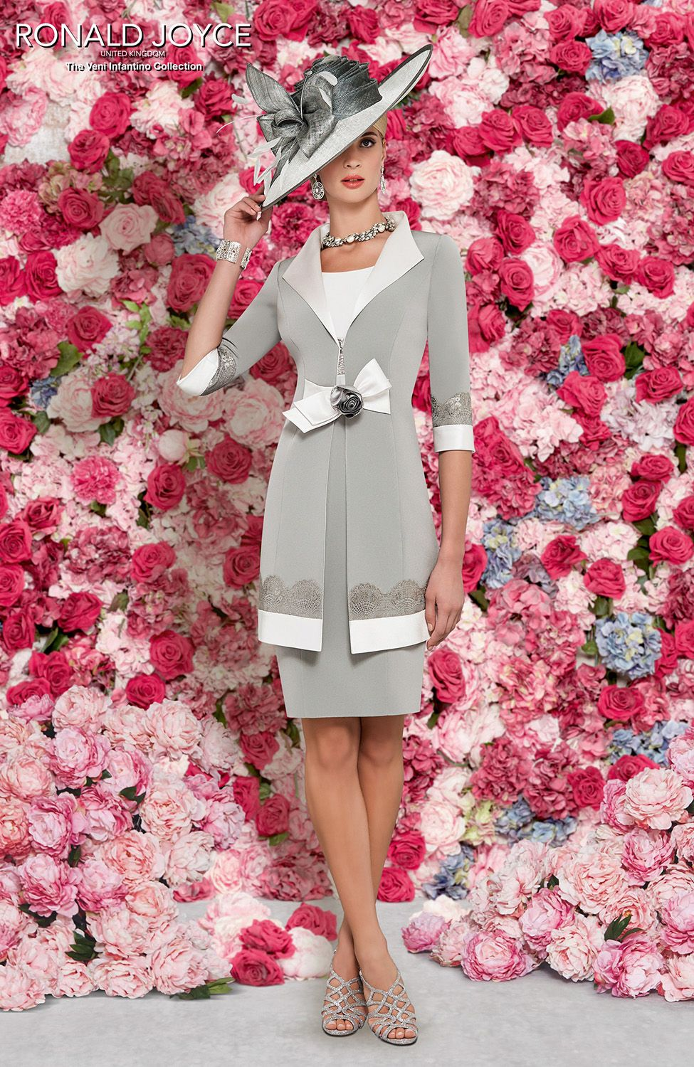 Veni Infantino 991009 Charcoal & Silver Outfit - Sale price £630 ...