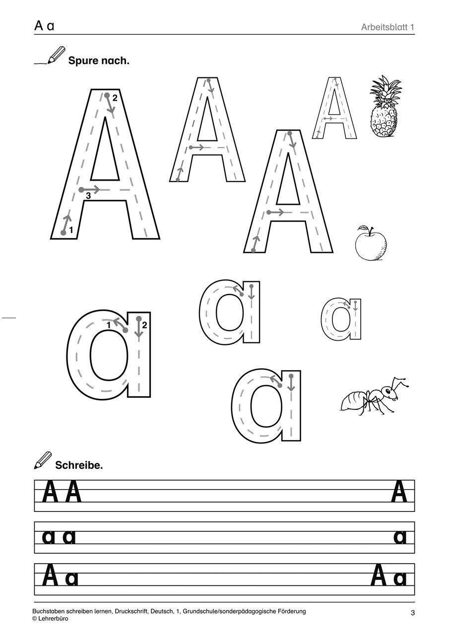 15 Deutsch 1 Klasse Zum Ausdrucken Kostenlos Schreiben