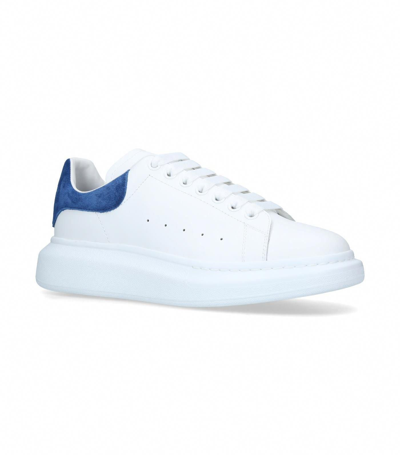 674f3cc70 ALEXANDER MCQUEEN LEATHER SHOW SNEAKERS.  alexandermcqueen  shoes   MensFashionSneakers