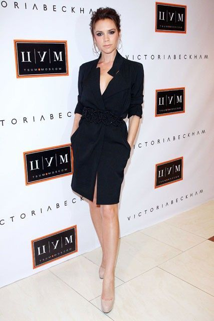 Victoria Beckham Style Highs And Lows Fashion Celebrity Pictures Marie Claire Mylifemystyle