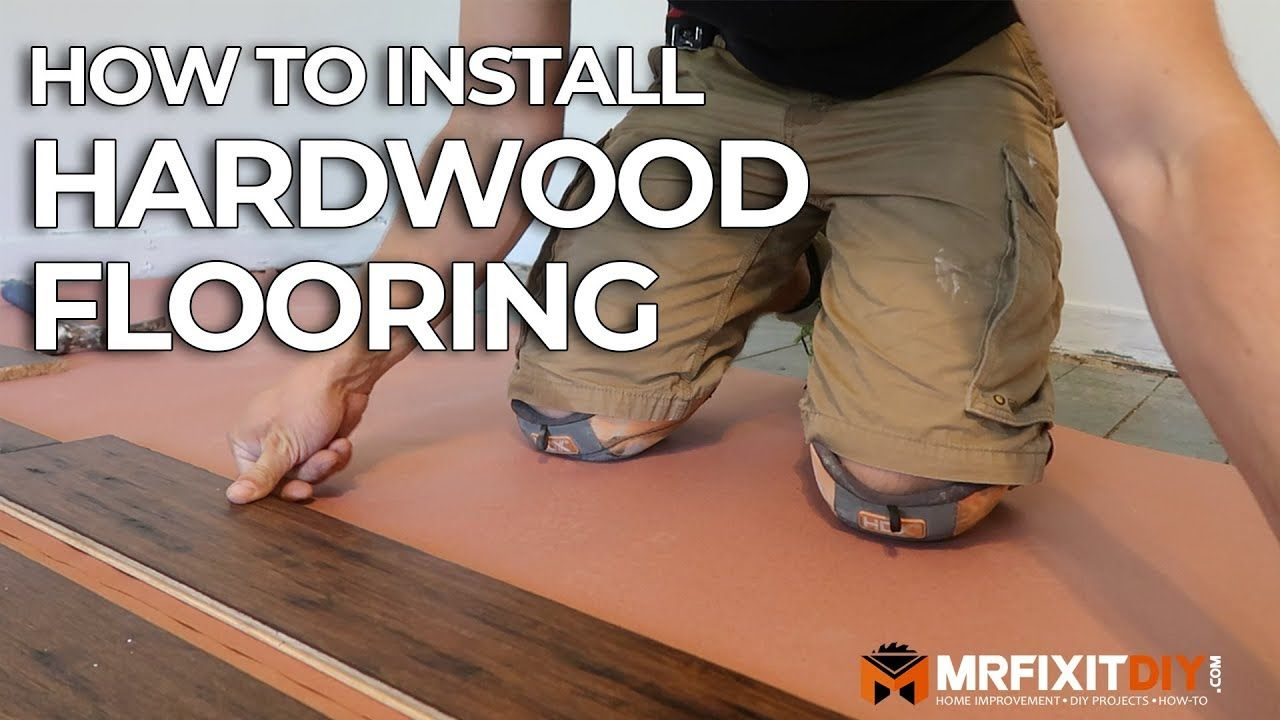 How to install hardwood floors a diy guide woodworking videos in