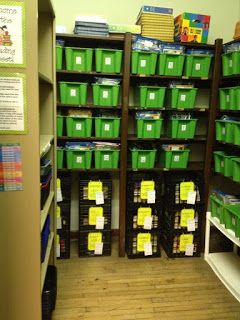 Tips & Tricks Teaching: Building a Guided Reading Closet | Lit ...