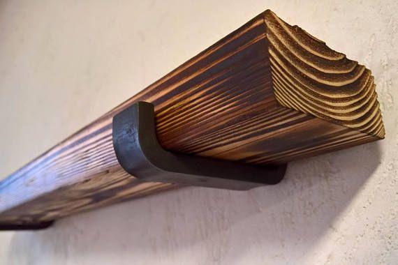 Supporti Per Mensole Pesanti.Steel Shelf Bracket Thick Forged Heavy Duty Shelving Brackets