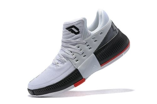 online retailer 9fc3b 77254 New Arrival Adidas Dame 3 III Rip City