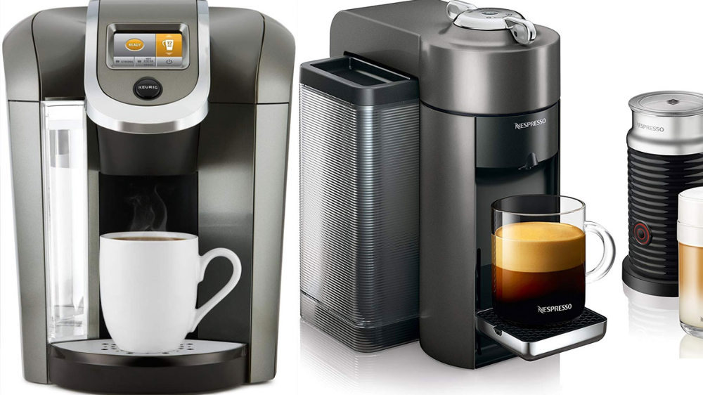 Nespresso Vs Keurig What Is The Best Single Serve Coffee Maker