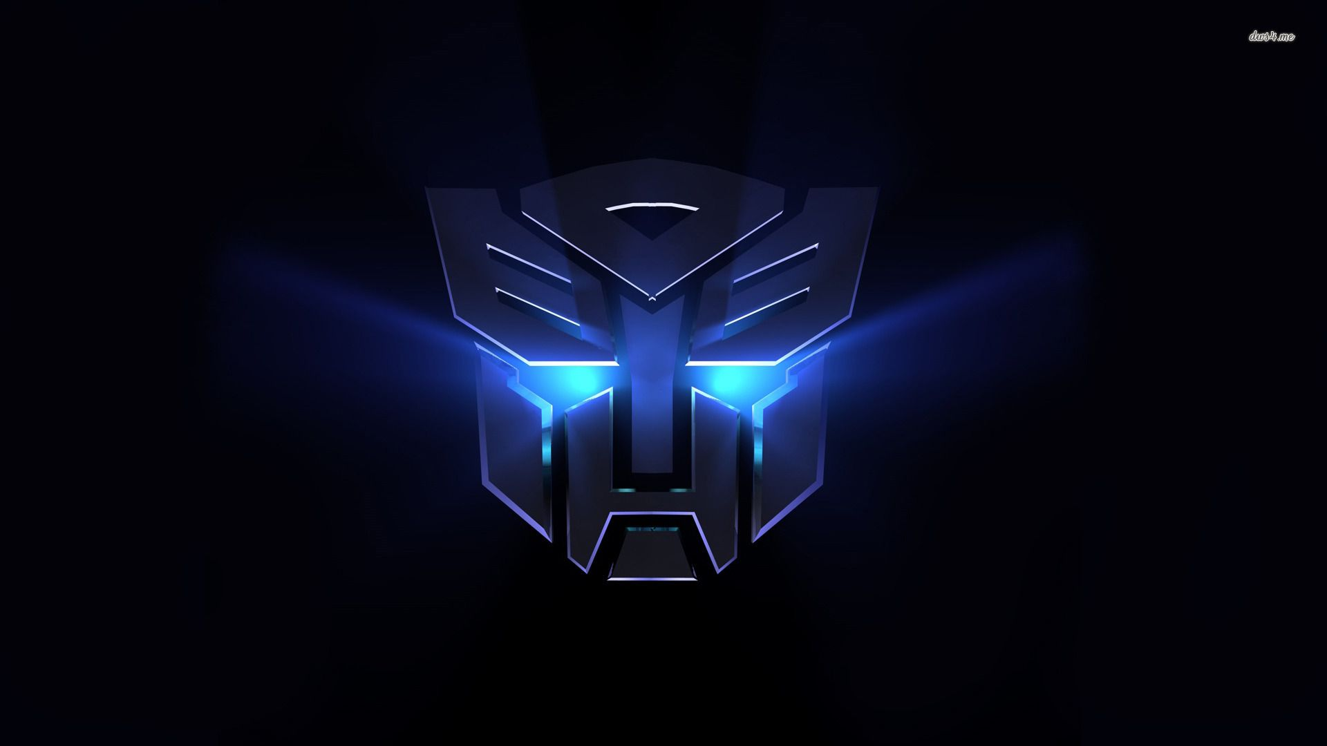 Autobots Transformers Blue Logo Transformer Logo Transformers Decepticons Autobots Logo