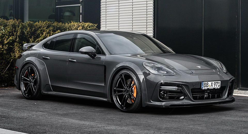 TechArt GrandGT Is A Cure For Your Porsche Panamera Tuning Itis